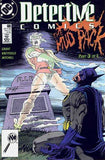 Detective Comics: Mud Pack 4x Set