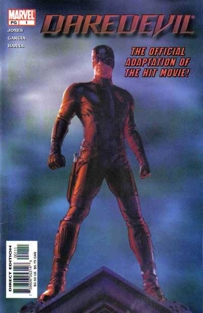 Daredevil: The Movie Adaptation