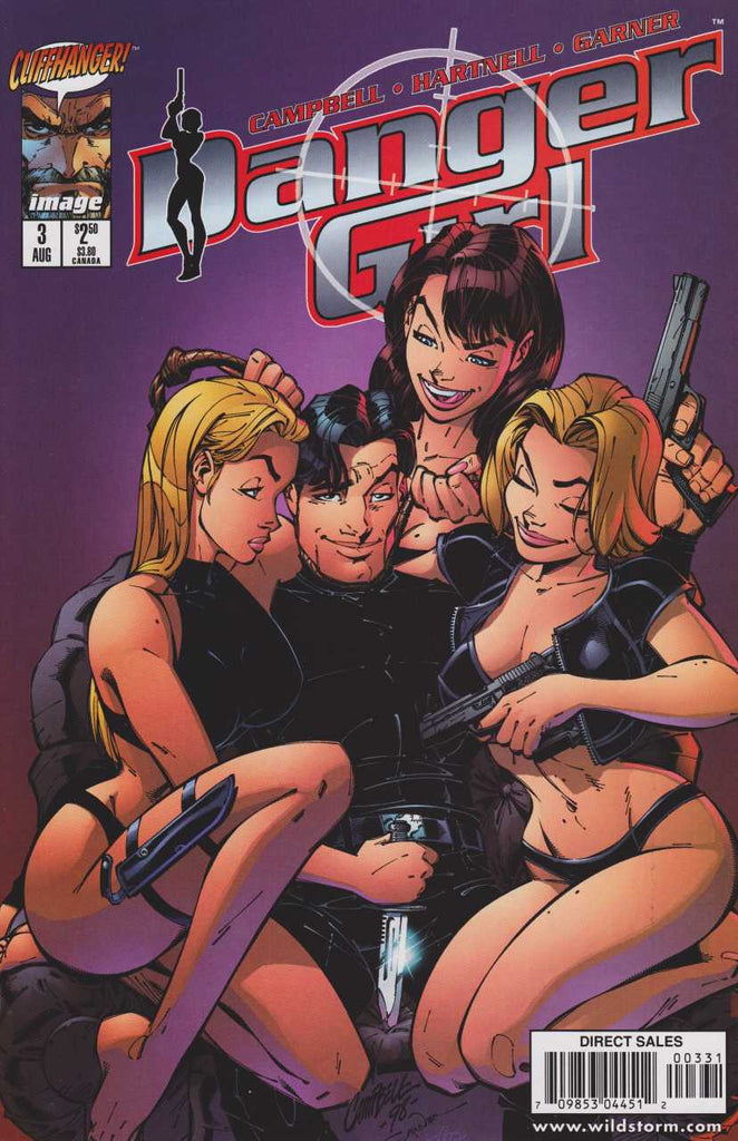 Danger Girl (1998) #03