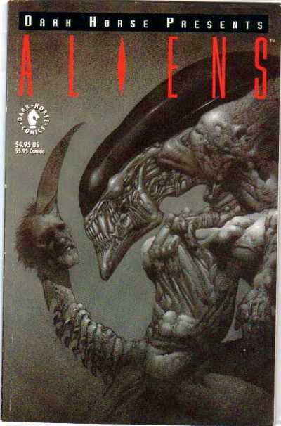 Dark Horse Presents: Aliens