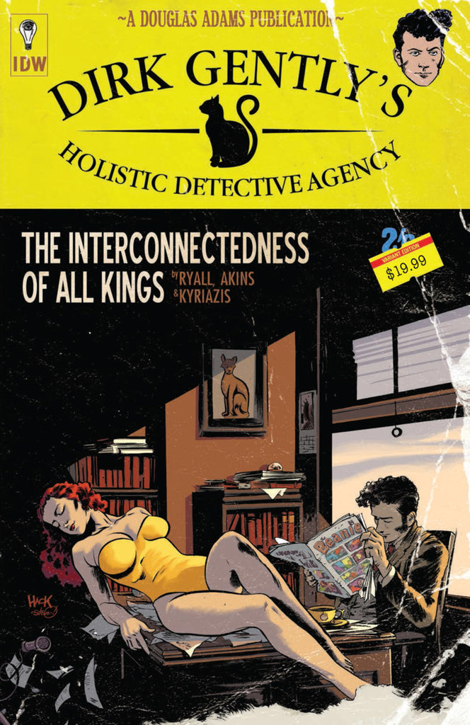Dirk Gently: Interconnectedness of All Kings