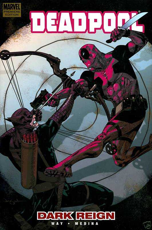 Deadpool (2008) Vol 02 - Dark Reign