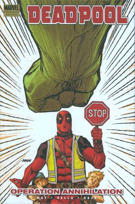 Deadpool (2008) Vol 08 - Operation Annihilation