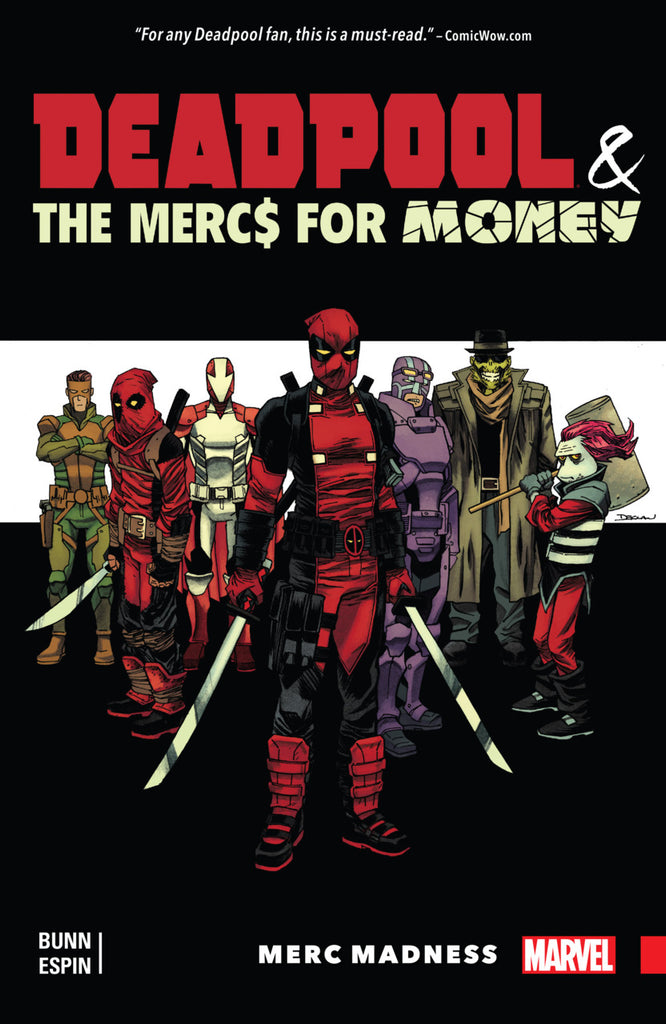 Deadpool & the Mercs for Money Vol 0