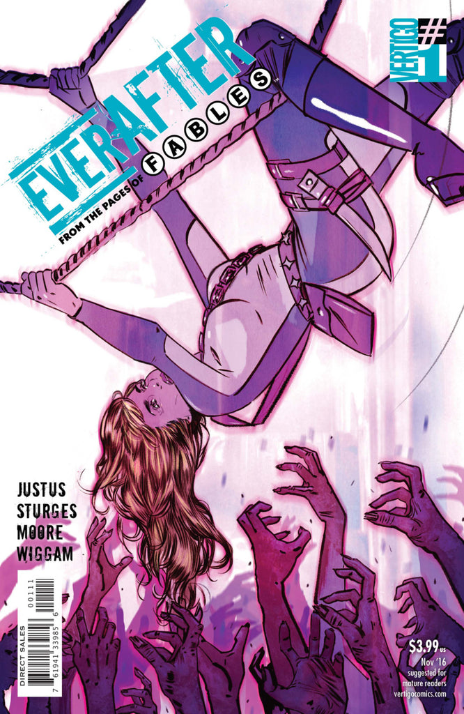 Everafter: From the Pages of Fables #1