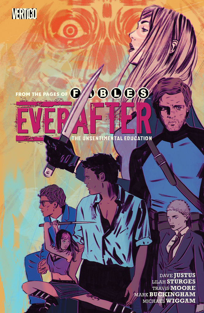 Everafter: From the Pages of Fables Vol 2