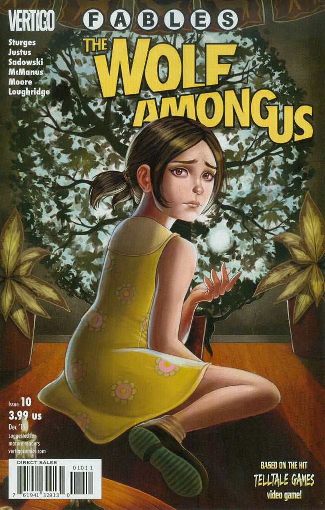 Fables: Wolf Among Us #10