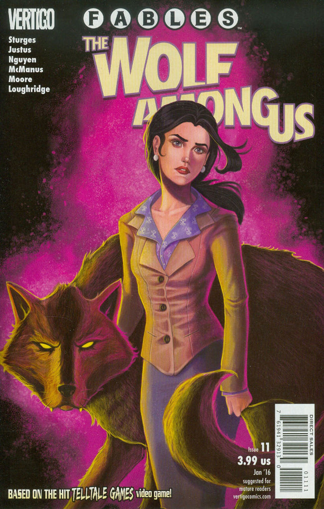 Fables: Wolf Among Us #11