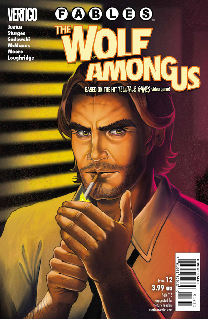 Fables: Wolf Among Us #12