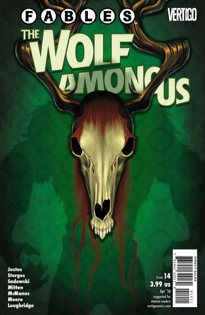 Fables: Wolf Among Us #14