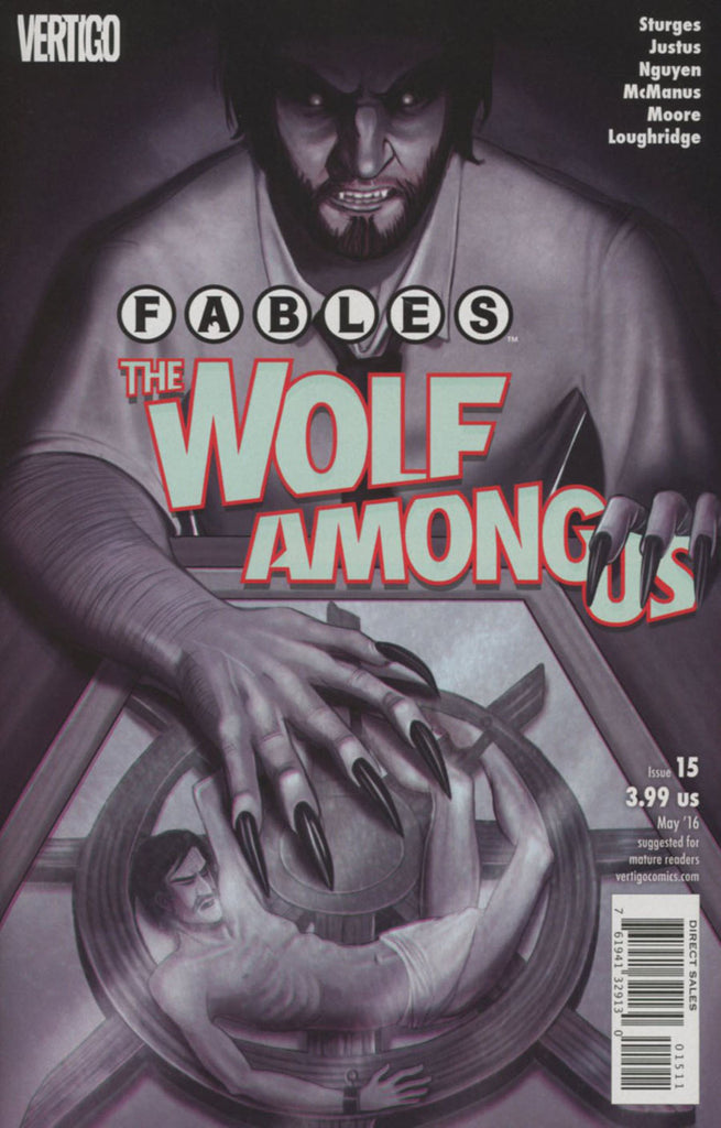 Fables: Wolf Among Us #15