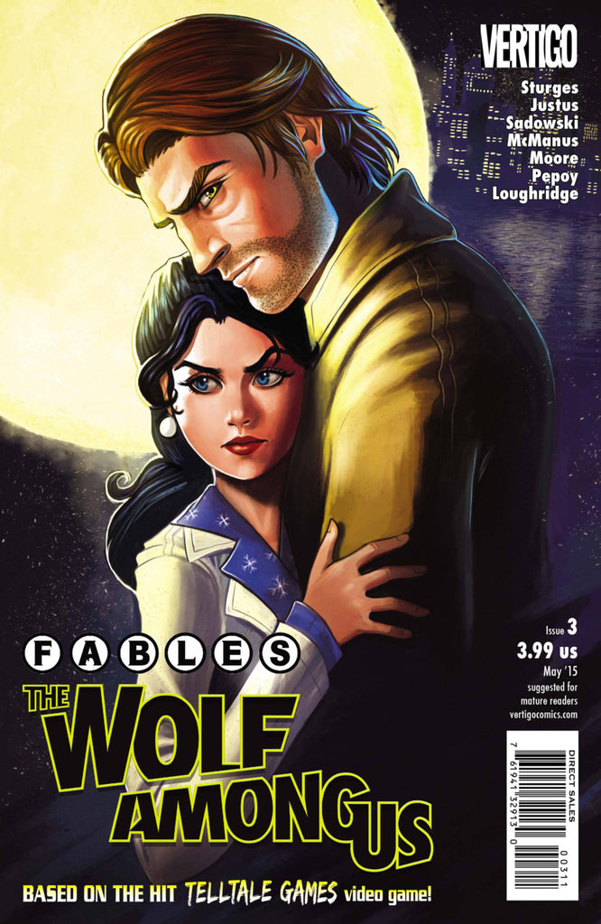 Fables: Wolf Among Us #3