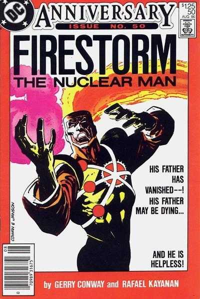 Furty of Firestorm (1982) #50 - 2x Lot