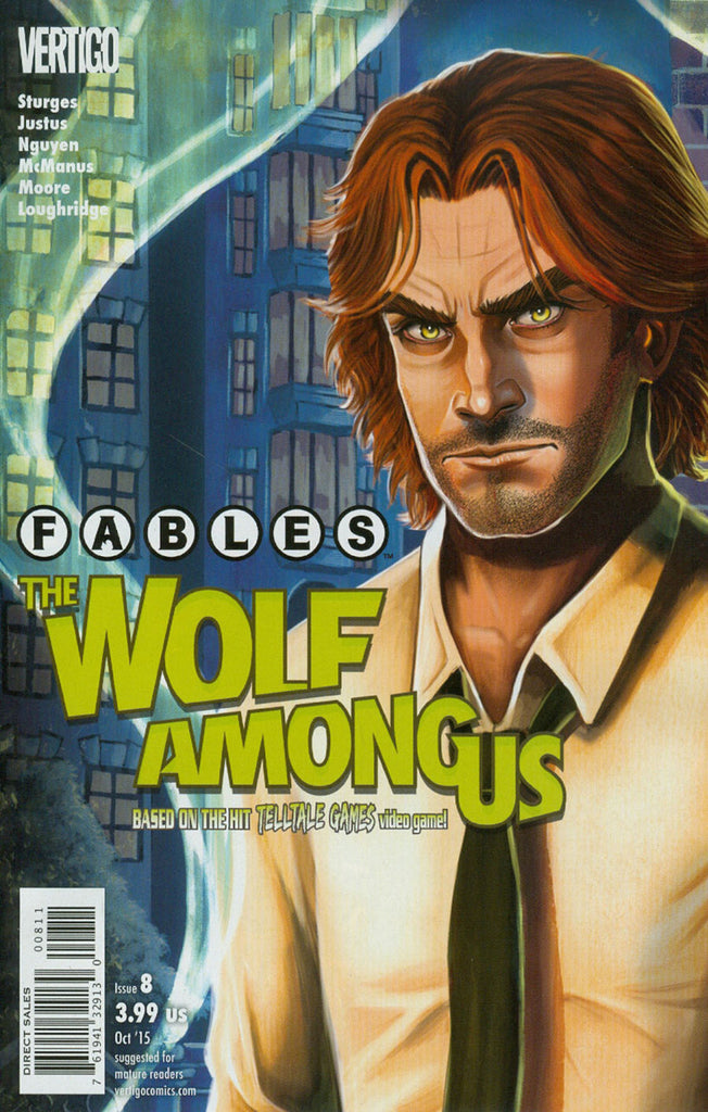 Fables: Wolf Among Us #8