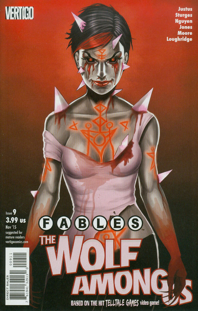 Fables: Wolf Among Us #09