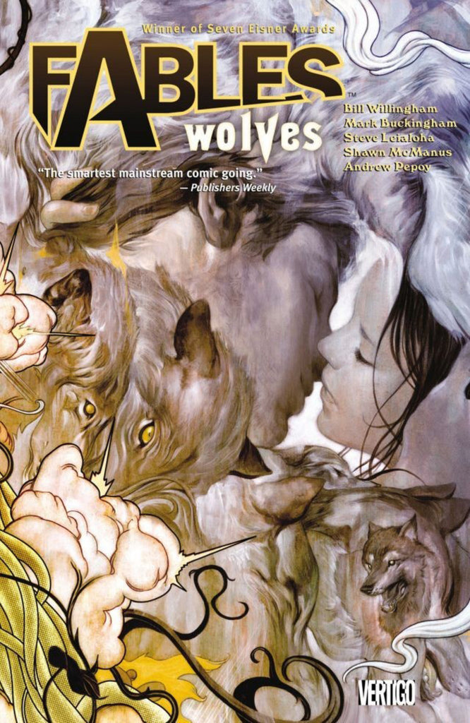Fables Vol 8 - Wolves