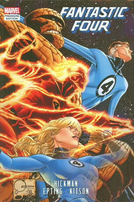 Fantastic Four by Hickman Vol 5
