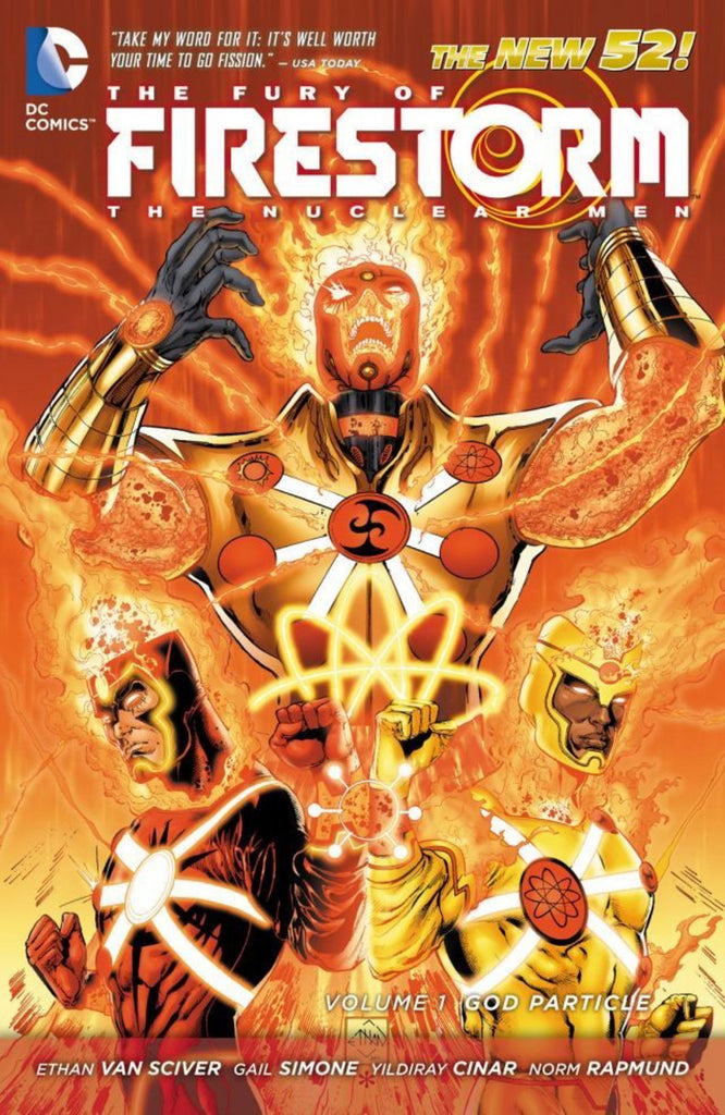 Fury of the Firestorm: The Nuclear Men Vol 1