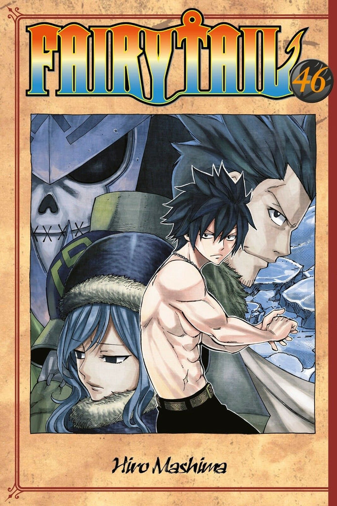 Fairy Tail Vol 46