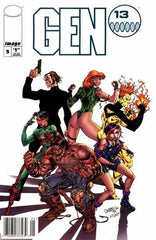 Gen 13 (Vol 1) #05 - A Cover