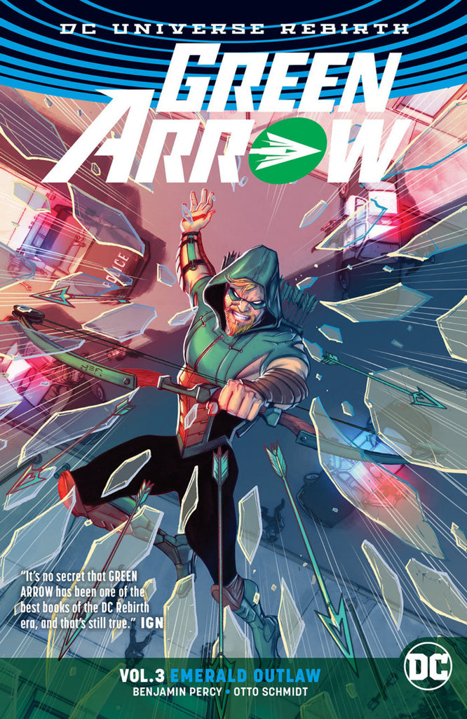 Green Arrow (RB) Vol 3