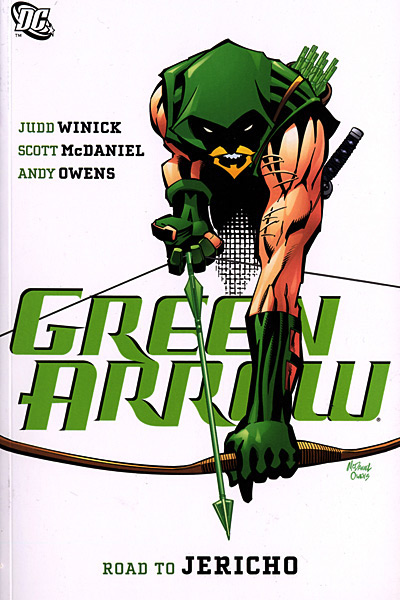 Green Arrow Vol 9 - Road to Jericho
