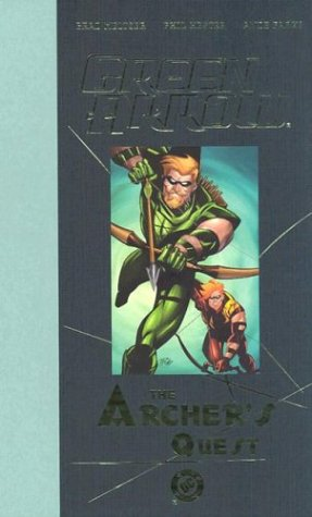 Green Arrow - Archer's Quest