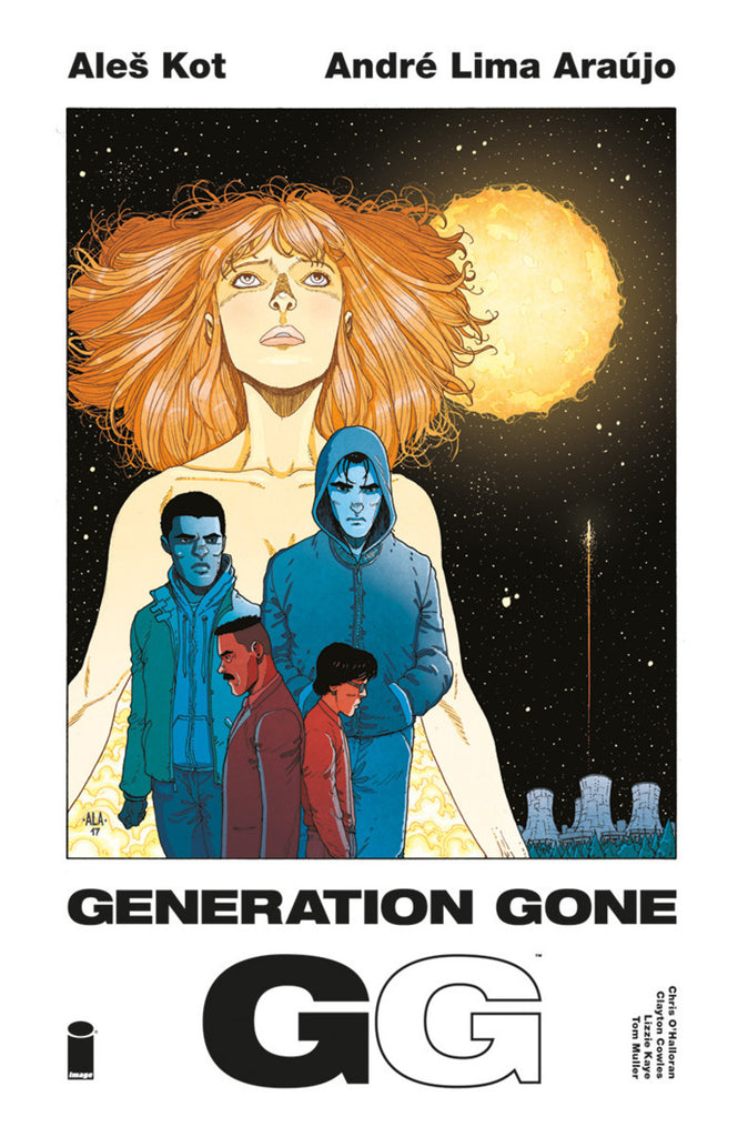 Generation Gone Vol 1