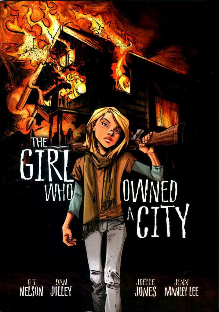 Girl Who Owned a City
