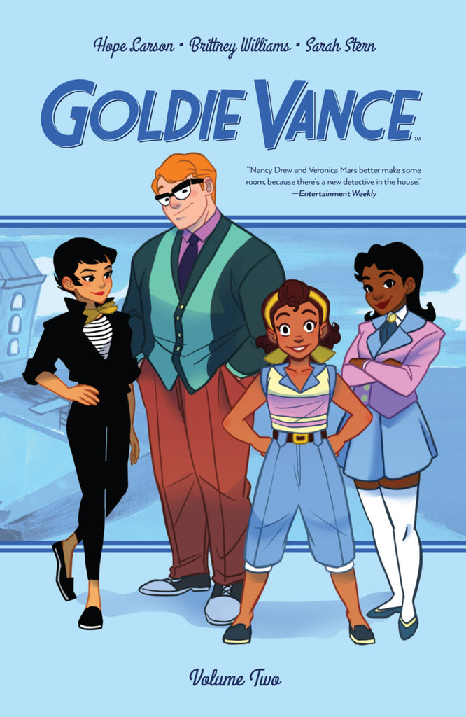 Goldie Vance Vol 2