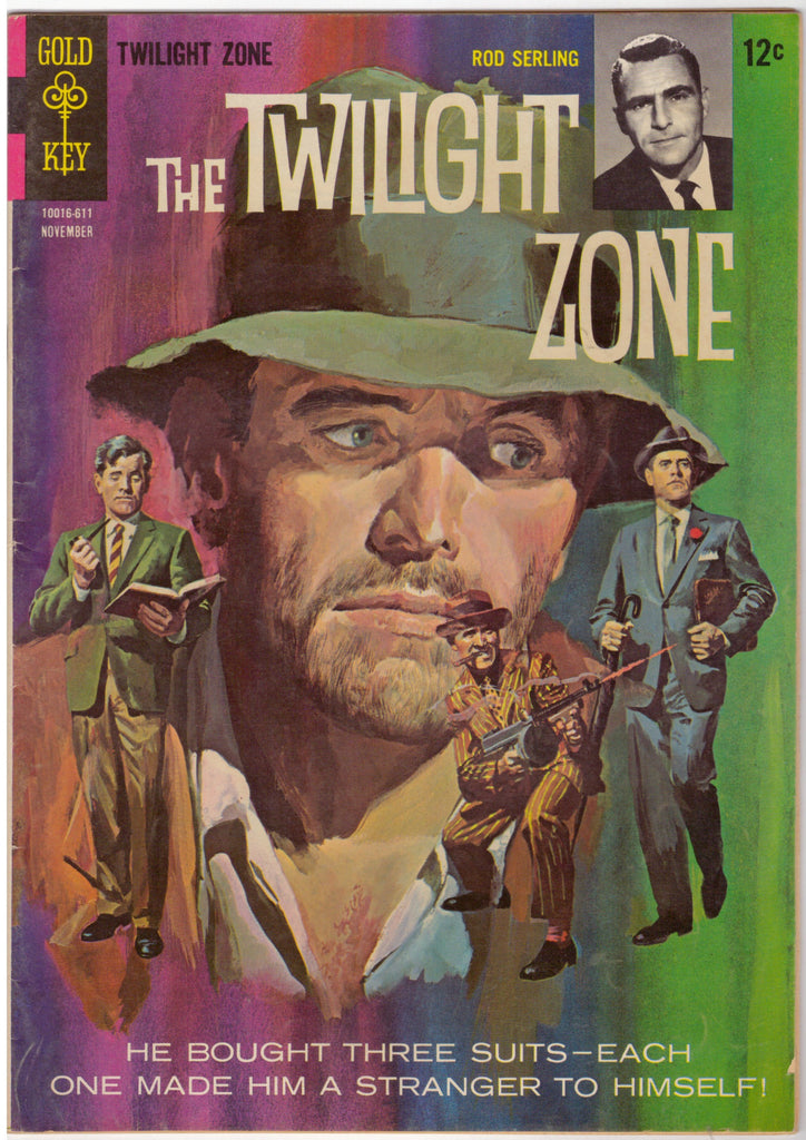 Twilight Zone (1962) #18