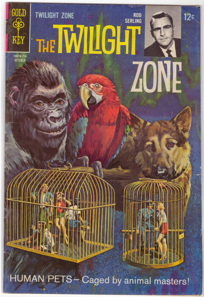 Twilight Zone (1962) #23