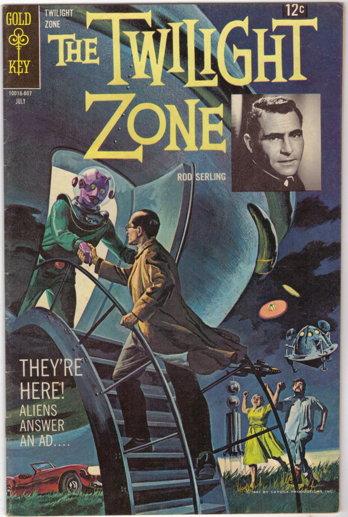 Twilight Zone (1962) #26