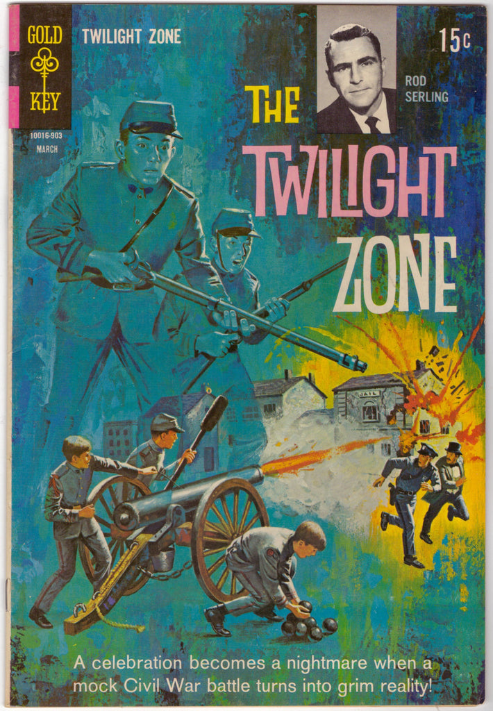 Twilight Zone (1962) #28