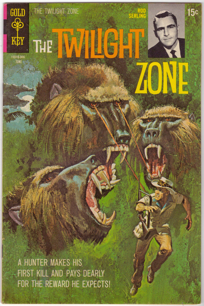 Twilight Zone (1962) #33