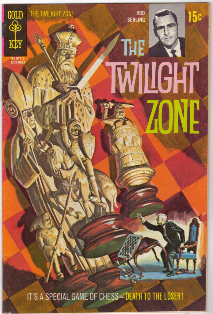 Twilight Zone (1962) #35