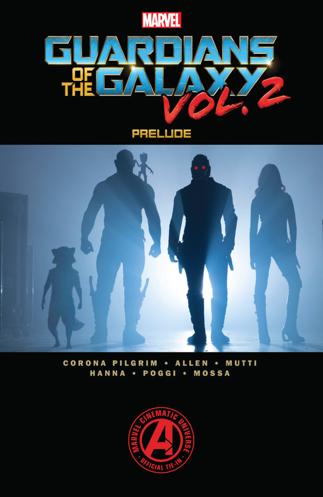 Guardians of the Galaxy Vol 2 Prelude