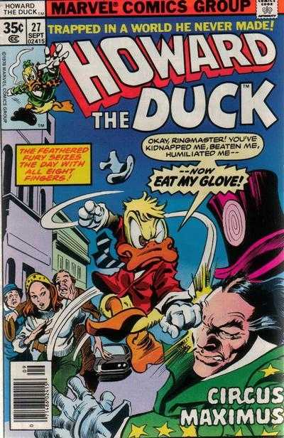 Howard the Duck (1975) #27