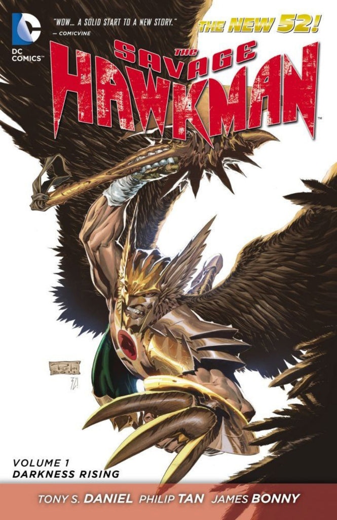 Hawkman: Savage Hawkman Vol 1 - Darkness Rising
