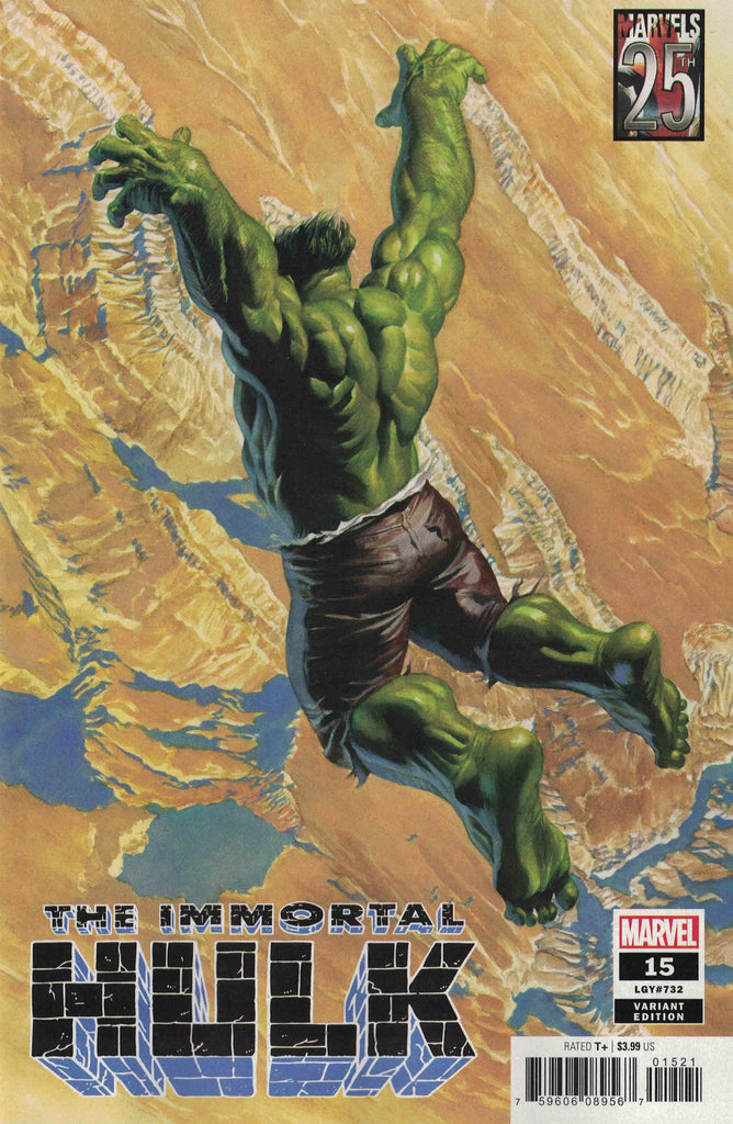 Immortal Hulk #15B