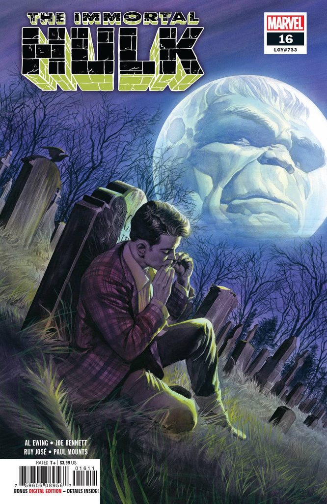 Immortal Hulk #16