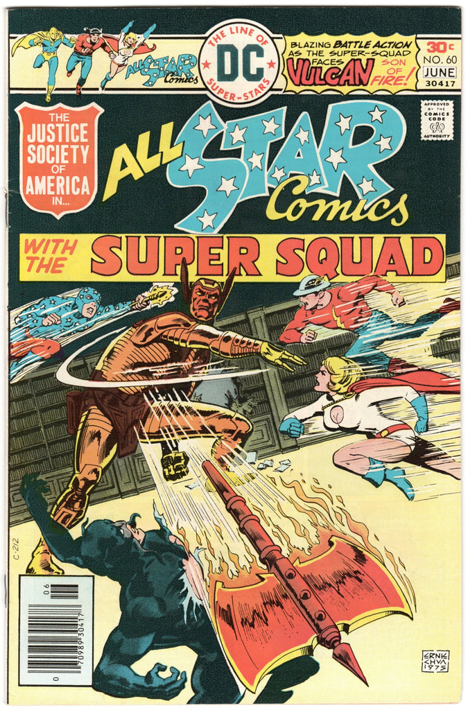 All Star Comics #60