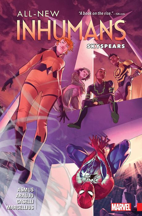 All-New Inhumans Vol 2 - Skyspears