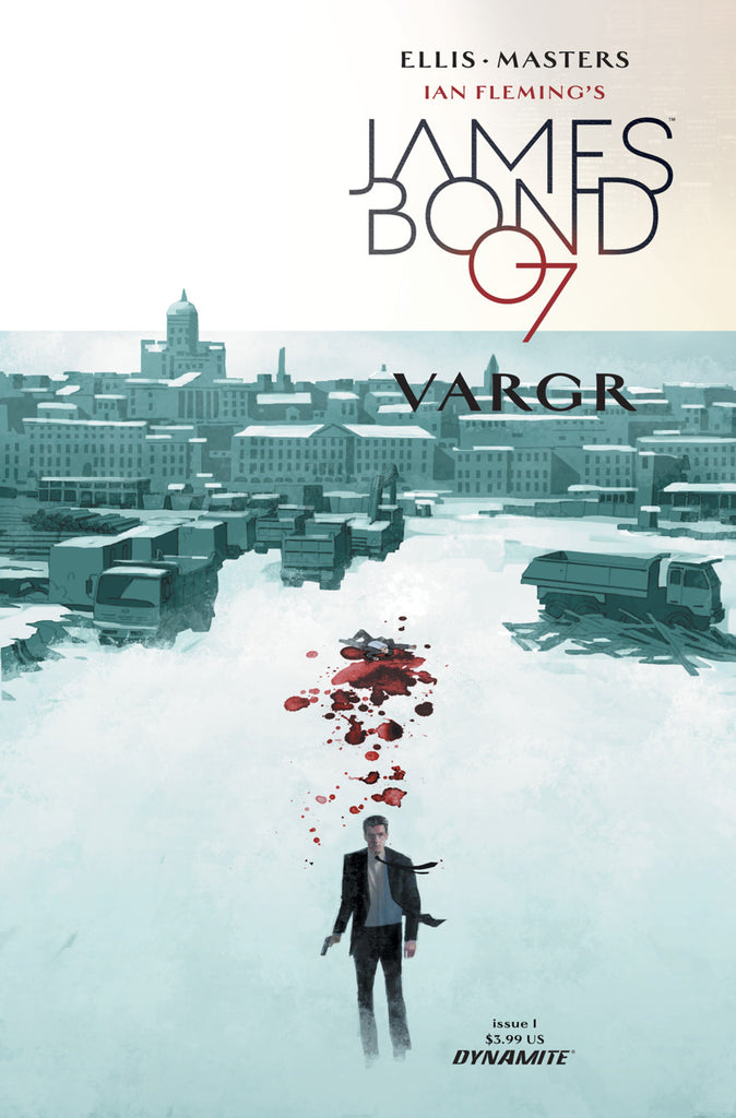 James Bond: Vargr #1