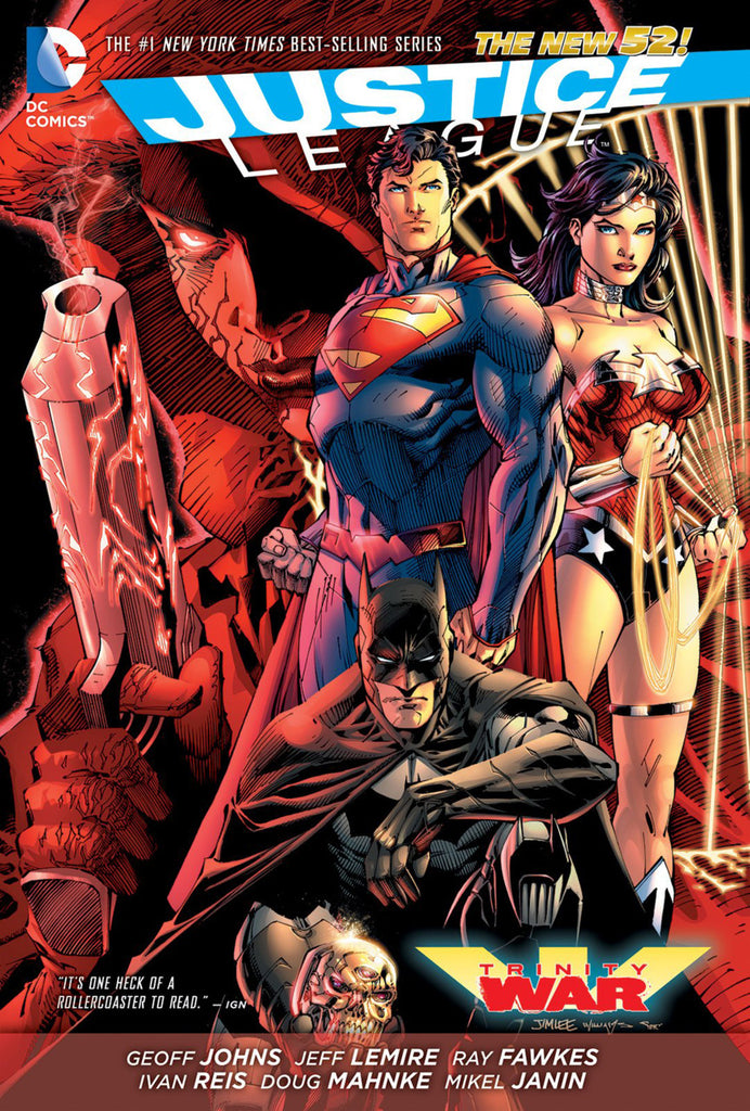 Justice League (N52) - Trinity War
