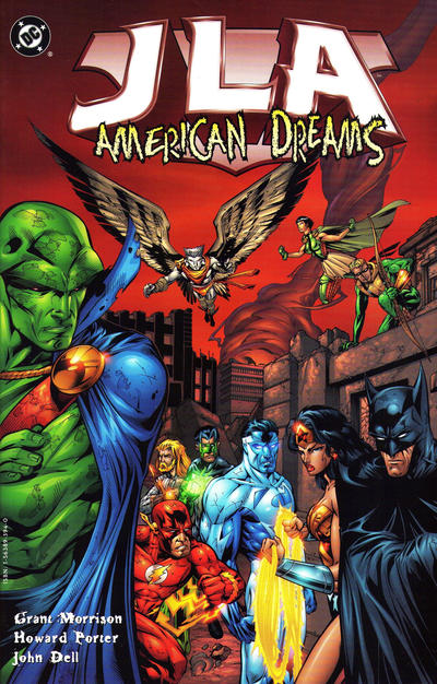 JLA: Year One 12x Set