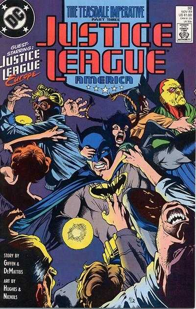 Justice League of America (1989) #32