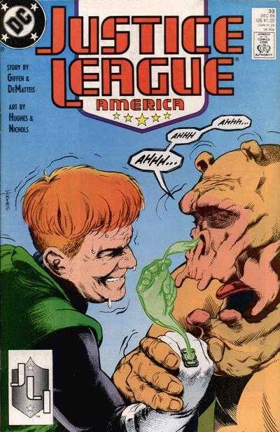 Justice League of America (1989) #33