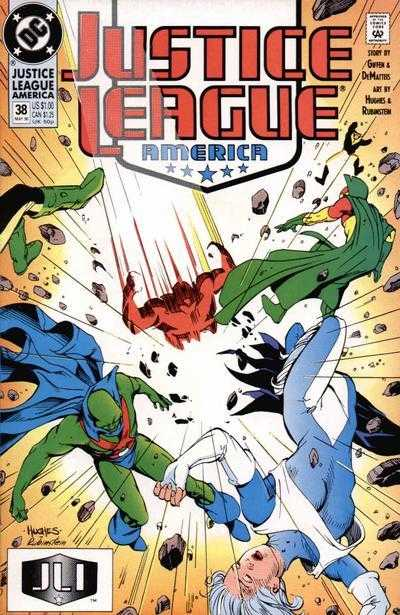 Justice League of America (1989) #38