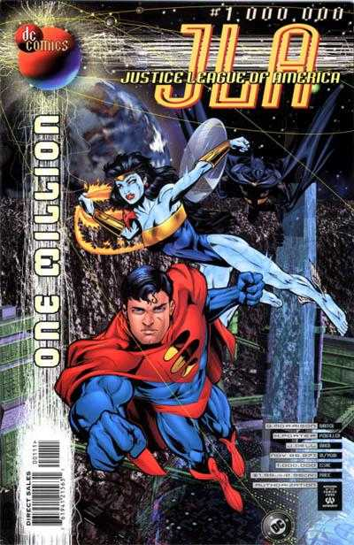 JLA Vol 14 - Trial by Fire